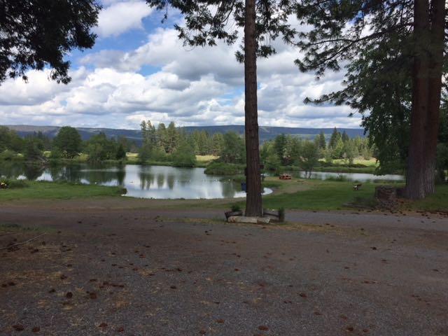 Hat Creek Lake