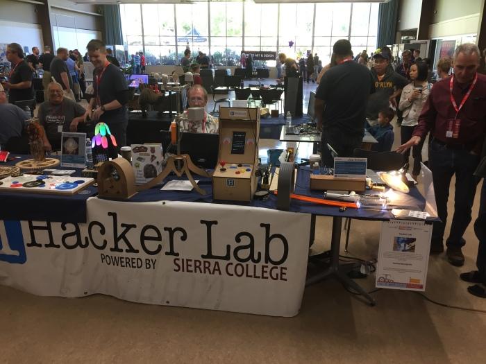 Hacker Lab Table