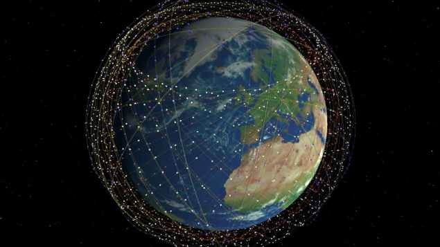 earth-surrounded-by-starlink-satellites